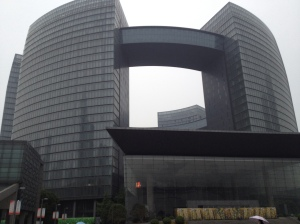 This is so clearly an evil headquarters. I don't know who anyone thinks they are fooling